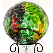 Gazing Ball, Green