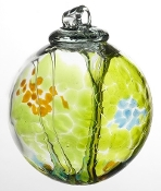 Spirit Ball - Lime - 6""