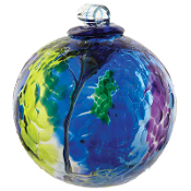 Spirit Ball - Multi Blue - 12""