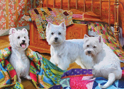 Quilted Westies
