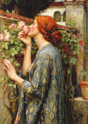 The Soul of the Rose (Waterhouse)