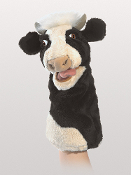 Moo Cow Stage Puppet