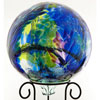Gazing Ball, Blue