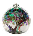 Oil Lamp - tree of enchantment -Strength - 3""