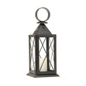 Black Raleigh Tavern Lantern