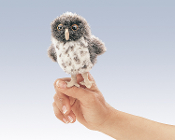 Mini Spotted Owl