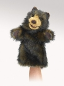 Bear Stage Puppet