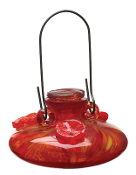 Hanging Top Feeder - Red