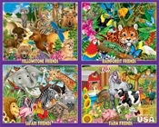 Animal Friends 4-in-1 box
